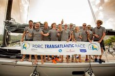 Thank you #Captain Nicolas, the esteemed Captain of high performance #yacht S/Y Aragon, for your kind words following Aragon's win in the #RORC transatlantic race in December. 'From the entire team of Aragon i would like to thank you all for your work and help in making Aragon able to win the RORC Transatlantic race 2016.' Captain, S/Y Aragon