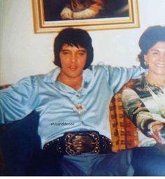New to my eyes Elvis 1974 Source FB we remember... - Elvis never left