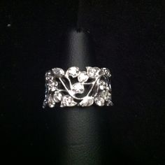 Custom made Eternity band