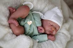 LE Ramsey - Reborn Doll Kit with Body by Cassie Brace - Reborn - Life Like Baby Dolls, Real Baby Dolls, Realistic Baby Dolls, Cute Baby Dolls, Cute Baby Clothes, Cute Babies, Reborn Baby Dolls Twins, Reborn Toddler Girl, Reborn Doll Kits