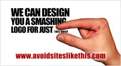 10 Common Mistakes In Logo Design | Smashing Magazine  http://www.smashingmagazine.com/2009/06/25/10-common-mistakes-in-logo-design/#