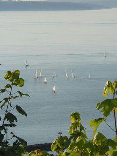 Puget Sound, Seattle