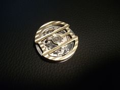 The automatic movement with the logo rotor . Still Life, Class Ring, Logo, Rings, Jewelry, Logos, Jewlery, Jewerly, Ring