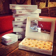 Krispy Kreme. Coming back to Houston ❤️