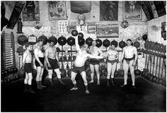 Cercle athlétique de Montmartre, 1913