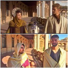 """This spot on reenactment. 