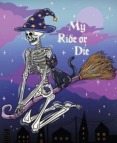 Ride Or Die, My Ride, Halloween 5, Comic Books, Thankful, Concept, Comics, Instagram, Art