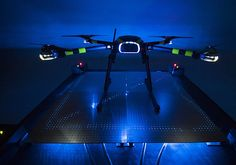 Qualcomm invests to solve one of drone industry's biggest challenges .. charging stations for drones