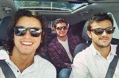 Rodrigo Simas e Bruno Gissoni (Foto: Instagram/Reprodução)