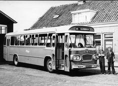 Twee Provinciën bus 54. DAF-Den Oudsten '66, (verzameling Peter v. Meurs) Rotterdam, Transportation, Tourism, Public, Autos, Nostalgia, Turismo, Travel, Traveling