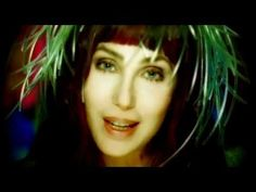 Cher singing 'Believe'