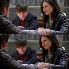 """Regina, Henry and Robin - 4 * 22 """"Operation Mongoose Part 2"""""""