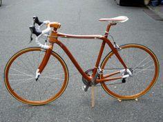 mahogany bike