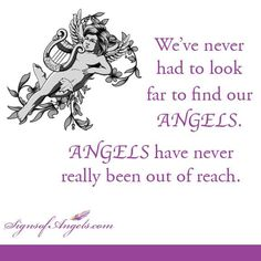 When I find myself feeling lost ... either in business or personally, I realize I stopped talking to my Angels and was trying to do it all by myself.   ~ Karen Borga, The Angel Lady    #signsofangels #inspiration #angels #angelquotes #karenborga
