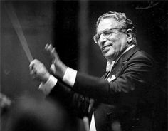 Kurt Sanderling (September 19, 1912 - September 17, 2011) German orchestra conductor (o.a. of Moscow Radio Symphonic Orchestra, Berlin Symphonic Orchestra).