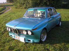 BMW 2002 Breitbau  ...I'm in awe