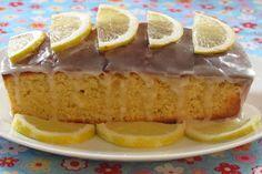 Cake au citron ultra citronné à La Méditerranée! Best lemon cake at La Méditerranée!