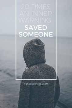 20 Times An Inner Warning Saved Someone - these real accounts of premonitions happened to people who had the opportunity to save themselves or someone they loved.