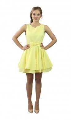 Jones and Jones Dirty Dancing Yellow Dress.