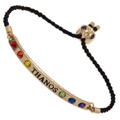 2ac0267131f Marvel Avengers  Infinity War Infinity Gauntlet Pull Tight Bracelet for  sale online