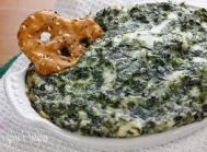 This Baked Spinach Dip is sure to be a hit for your whole family!
