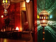french with moroccan decor | Photo Gallery of the Adopting Moroccan Interior Design for Your Home