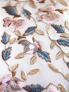 Botanical Embroidery - farewell fiancé!
