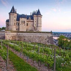 """""""En mai, faites ce qu'il vous plait""""... et partez visiter l'un des plus beaux châteaux de la Loire !  Vous reconnaissez ?"""