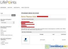 Paid Survey LifePointsPanel Masih Membayar Tepat Waktu #CashSurvey