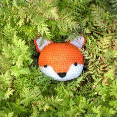 mjukstore - etsy - doorstopper - fox  #doorstopper #fox #unseretsy #shopping #interior #etsy #shop #mjukstore #decoration #home #style #modern #cute #kids #kidsroom #happy #crochet #homemade