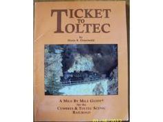 Ticket to Toltec by Doris B. Osterwald