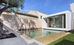 Gallery of Swimming Pool and Studio / Joan Miquel Segui + Tono Vila - 6