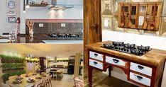 8 Dicas de Artesanato para Decorar a Cozinha | Revista Artesanato