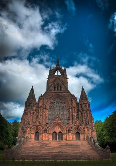 ˚Thomas Coats Memorial Church - Paisley, Scotland Places To Travel, Places To See, Island Of Skye, Paisley Scotland, Church Pictures, Take Me To Church, England Ireland, Highlanders, Cathedral Church