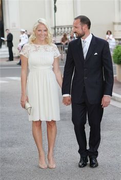 Princess Mette-Marit and Prince Haakon