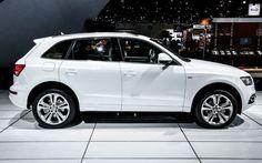 2016 Audi Q5 White