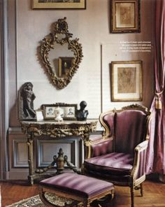 High Quality Christian Louboutinu0027s French Chateau Inspired Homes, French Interior, French  Decor, Interior Design,