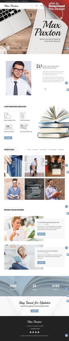 Tema de WordPress para Sitio de Cafeterías | Pinterest | Tema de ...