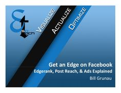 get-an-edge-on-facebook-edgerank-explained-social-media-day-miami-2013 by Esotech via Slideshare