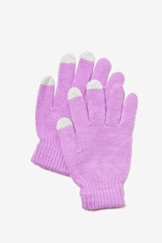 Radiant Orchid Style. Pantone's Color of the Year. Scarves.com. Lavender Acrylic Texting Gloves