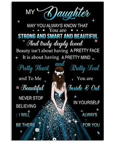 Shop for unique Mother apparel and homegoods on CoolFamilyTee. Find the perfect Mother t-shirts, mugs, posters, phone cases, and more. Mother Daughter Quotes, I Love My Daughter, My Beautiful Daughter, Beautiful Mothers Day Quotes, Mothers Love, Gift Quotes, Mom Quotes, Family Quotes, My Children Quotes