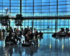 10 airports where you'll welcome a layover: Indianapolis