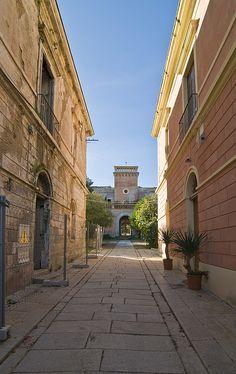 Castiadas, Colonia Penale - Costa Rey, Sardinia, Italy
