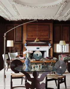 When Robert Couturier began designing the interior of an apartment in a midtown Manhattan skyscraper, his client expressed one primary desire. Description from bestinteriordesigners.eu. I searched for this on bing.com/images
