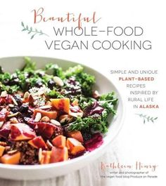 Get back to the roots of healthy eating with style and whole foods. Forget the long list of unrecognizable ingredients like vegan faux cheese or meat substitutes; with this cookbook, readers use only
