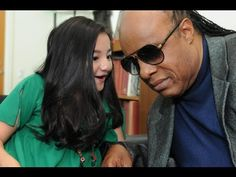 On 23 September, United Nations Messenger of Peace Stevie Wonder met with UNICEF advocate and Vietnamese performer Nguyen Phuong Anh to push for greater inclusion for children with disabilities.   For more information, visit: http://www.unicef.org/media/media_70456.html