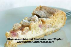Einer der besten Kuchen in meiner Küche, da könnte ich mich reinsetzen, so gut ist der :-) Rezept am Blog. #butterundbroesel Blog, Recipies, Blogging
