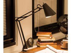 FLYMEe FactoryART WORK STUDIOSnail desk-arm light/フライミーファクトリーアートワークスタジオスネイルデスクアームライト(ブラック)_2