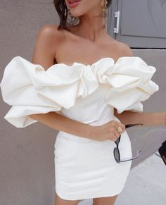 Women's Sexy Off-Shoulder Solid Color Slim Dress – joymanmall designer dresses cute casual dresses holiday dresses cute dresses for christmas Elegant Dresses, Pretty Dresses, Beautiful Dresses, Casual Dresses, Elegantes Outfit Frau, Evening Dresses, Prom Dresses, Mini Dresses, Cute Party Dresses