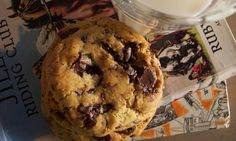 Everyone needs a good chocolate chip cookie recipe they can count on. (via Food Wednesday blog)